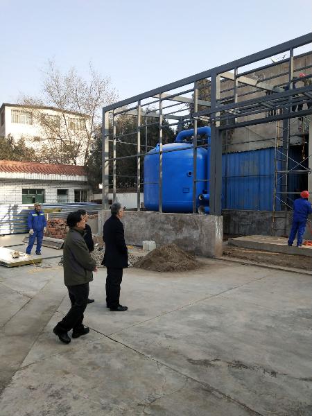 公司开展工程项目施工现场安全检查工作...